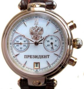 Chronograph Russian President | MoscowWatch.com