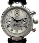 Chronograph President Putin 925 Sterling Silver