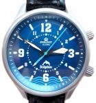 Poljot Diving Watch Alarm Dolphin